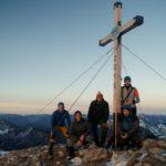 spolačná vrcholovka na Hochzinödl